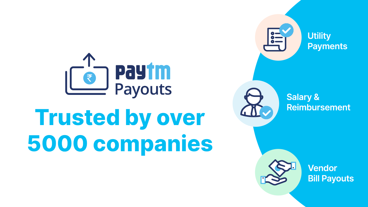 COVID-19 Impact: Paytm Payouts processed over Rs. 1500 Crore in salaries and other benefits for medium & large enterprises
