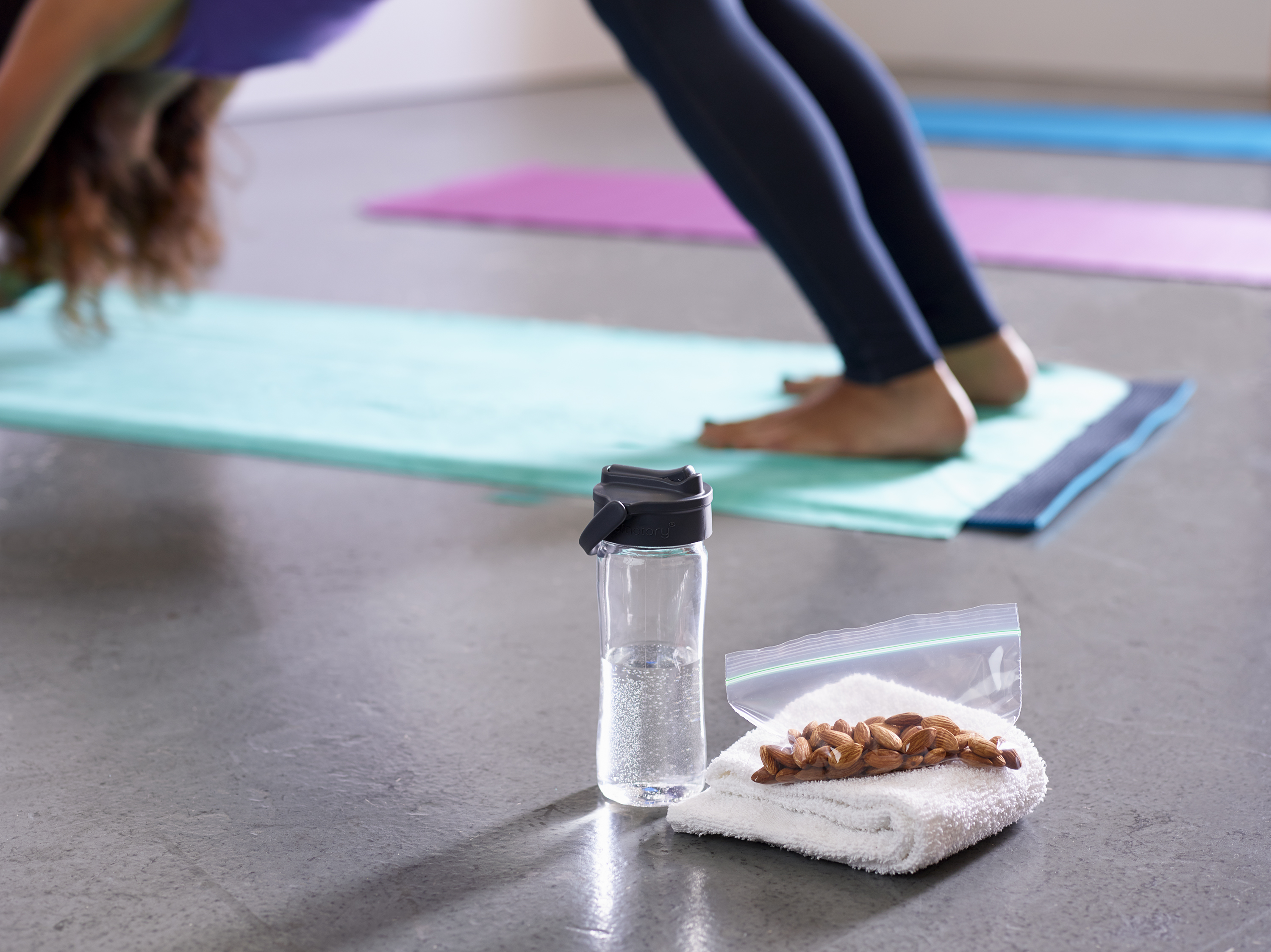 This International Day of Yoga, include Almonds in your diet plan!