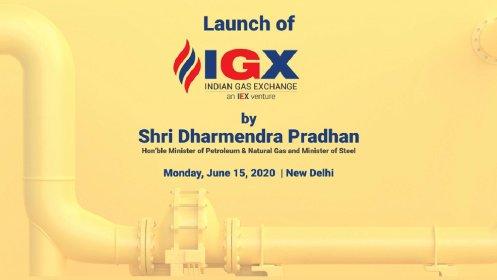 IEX Launches India's First Gas Trading Platform to Transform the Indian Gas Market