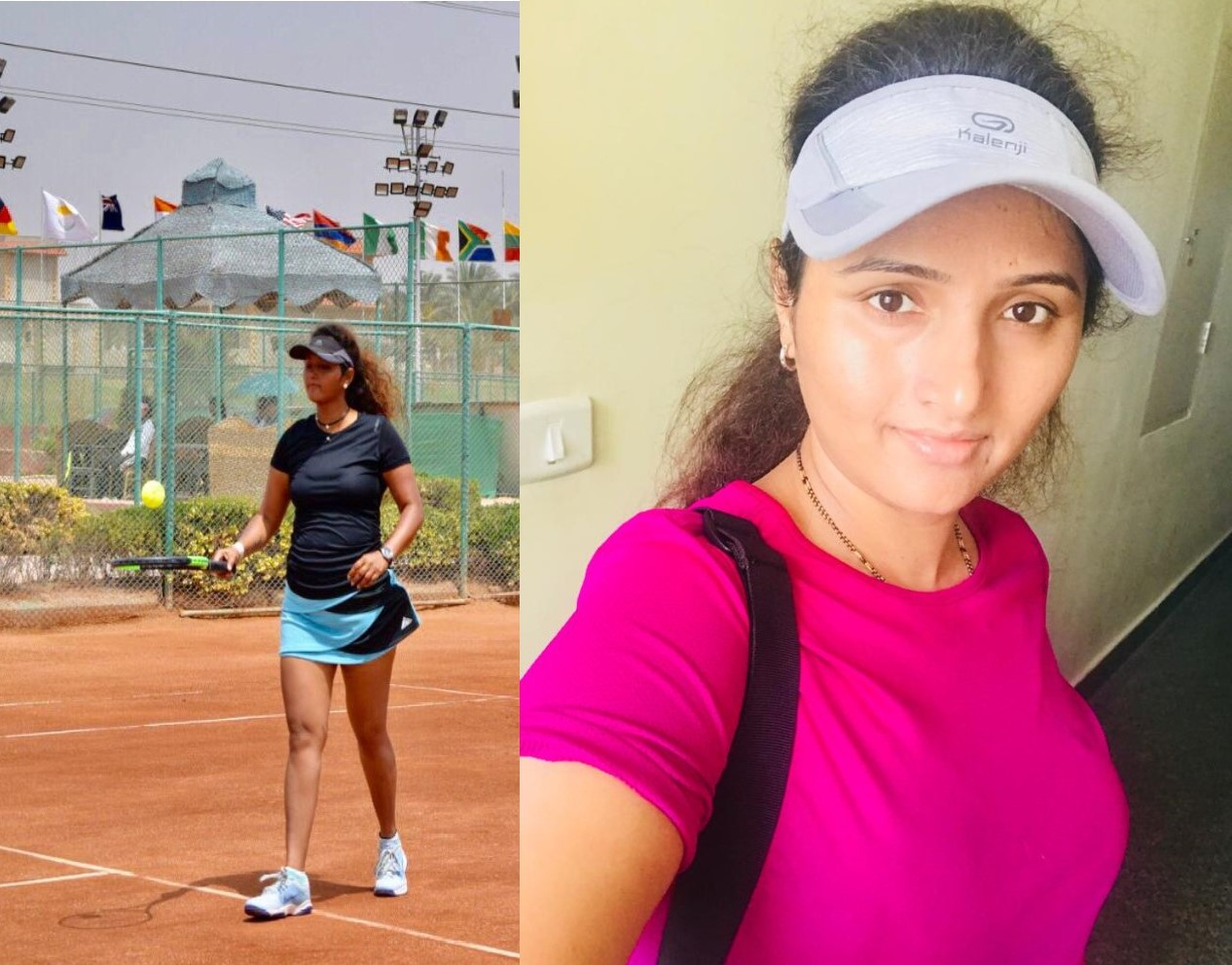 An athlete who has shouldered social responsibility Rekha Boyalapalli