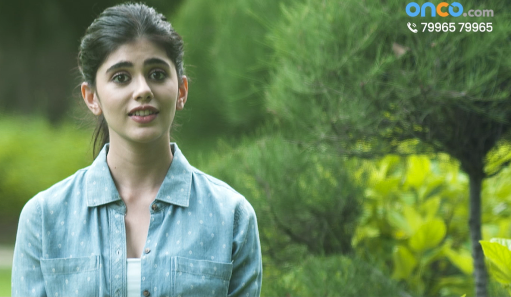 Onco.com partners with popular actor Sanjana Sanghi to drive awareness on the availability of affordable and accessible cancer care
