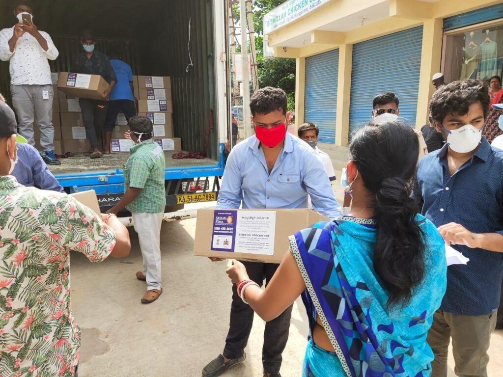 Biocon joins hands with Akshaya Patra Foundation to help citizens during the Covid-19 outbreak