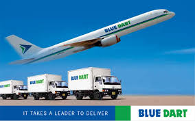 Blue Dart Sales at Rs.4,142 million for the quarter April-June 2020