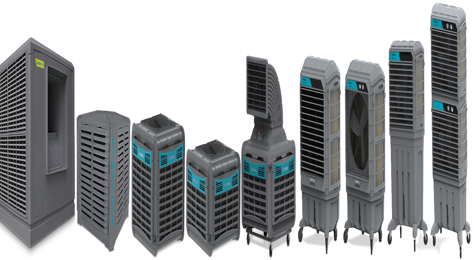 Symphony introduces world's 1st 'Universal packaged air coolers' for industrial and commercial application