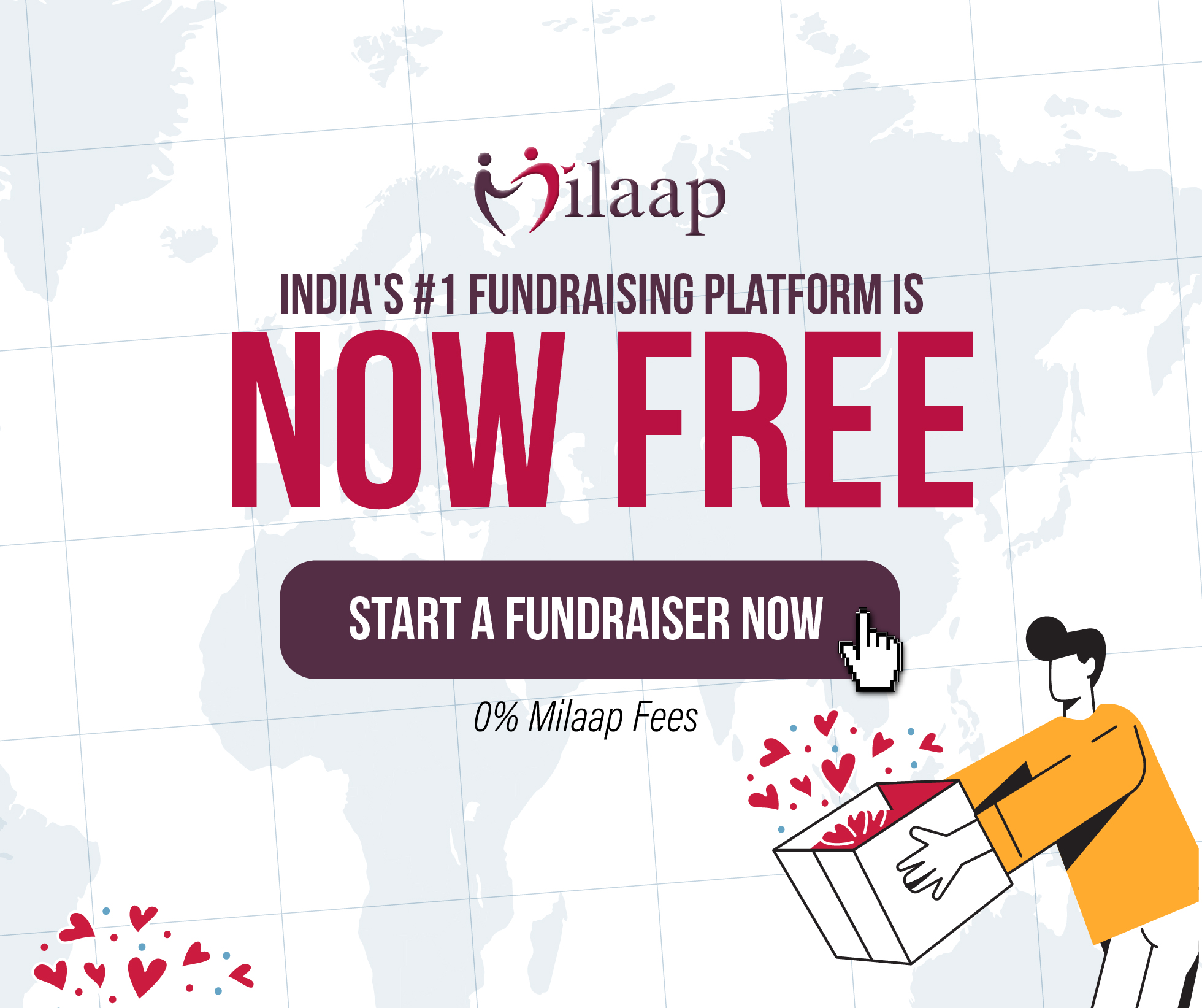 Leading online crowdfunding company Milaap has successfully completed ten years