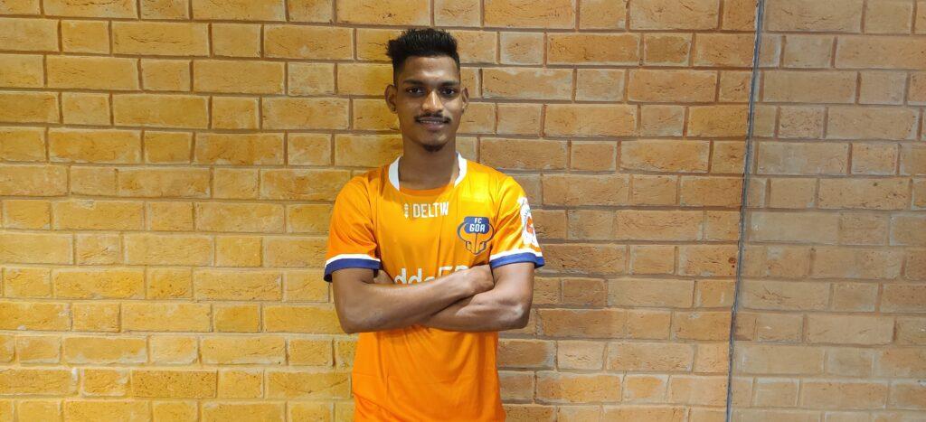 FC Goa sign Devendra Murgaonkar