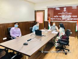 """Shri Thaawarchand Gehlot Virtually Inaugurates International Conference on """"Mental Health: Looking Beyond COVID 19"""""""