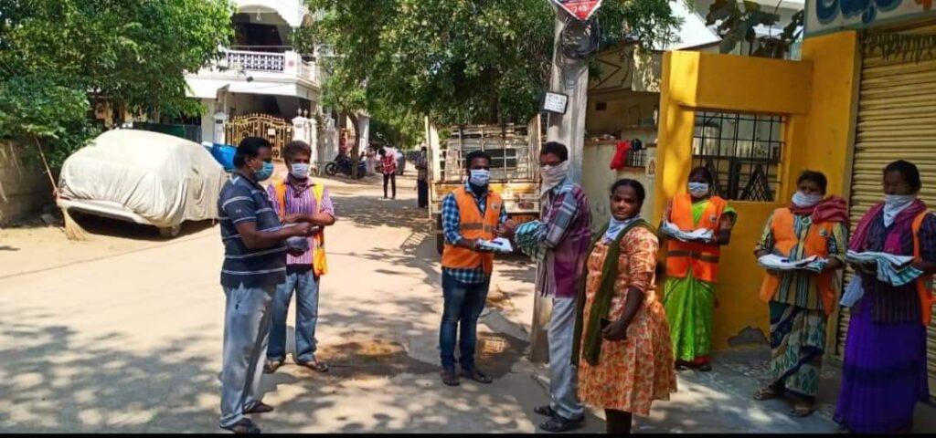 Saripalli Padmaja Reddy QUTHBULLAPUR people service