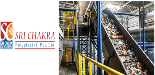 Hyderabad-based recycling pioneer Srichakra Polyplast receives funding from Circulate Capital to advance India's circular economy for plastic waste
