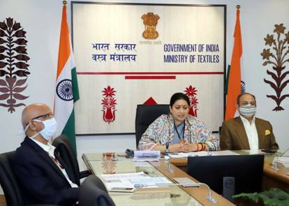 Concerted Efforts of the Government, Industryand Multiple Stakeholders Turned the PPE Crisis into an Opportunity for India, says Union Textiles Minister