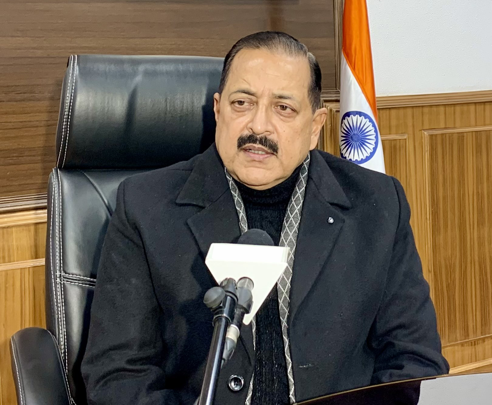 MoS PMO, Personnel, Public Grievances, Pensions, Atomic Energy and Space,