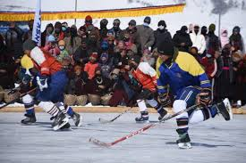 Khelo India Zanskar Winter Sports and Youth Festival 2021 concludes Around 700 people from different parts of Zanskar participated in various events of Festival