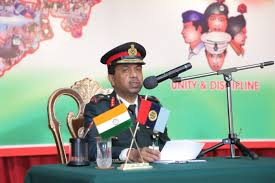 DG NCC Lt Gen Tarun Kumar Aich inaugurates Republic Day Camp 2021
