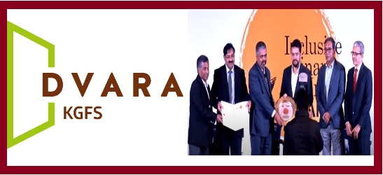 """DVARA KGFS WINS THE """"TECHNOLOGY FOR FINANCIAL INCLUSION AWARDS 2020"""""""