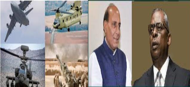 Telephone Conversation between Raksha Mantri and US Secretary of Defence