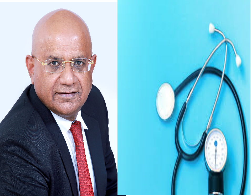 UNION BUDGET EXPECTATIONS Healthcare should be accorded 'National Priority' status Dr Alok Roy, Chair, FICCI Health Services Committee and Chairman, Medica Group of Hospitals