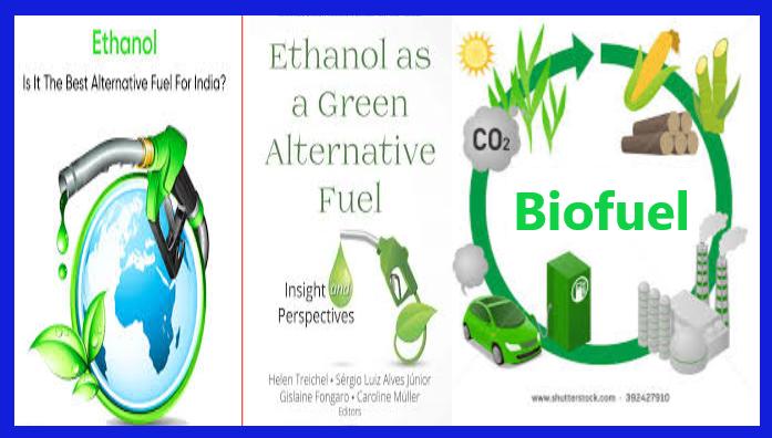 Ethanol as an alternate fuel