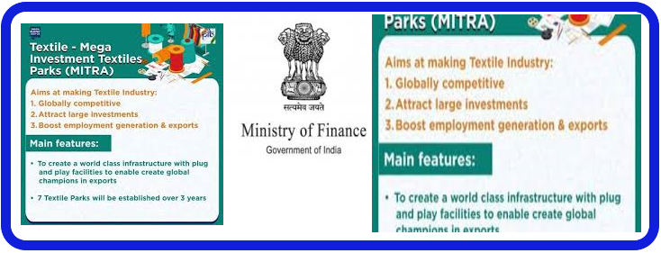 Commitment of Financial Outlay of Rs 1.97 Lakh Crore in the next 5 years starting Fy 2021-22 for PLI schemes in 13 sectors