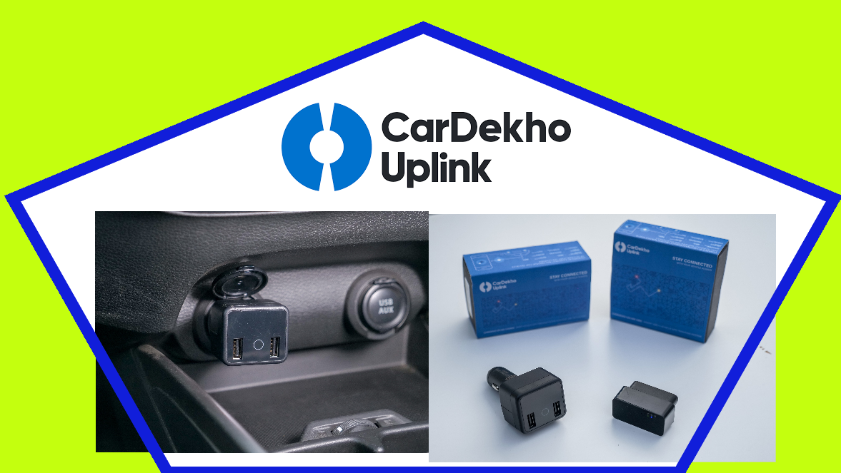 CarDekho forays into Connected Vehicle Tech with UPLINK