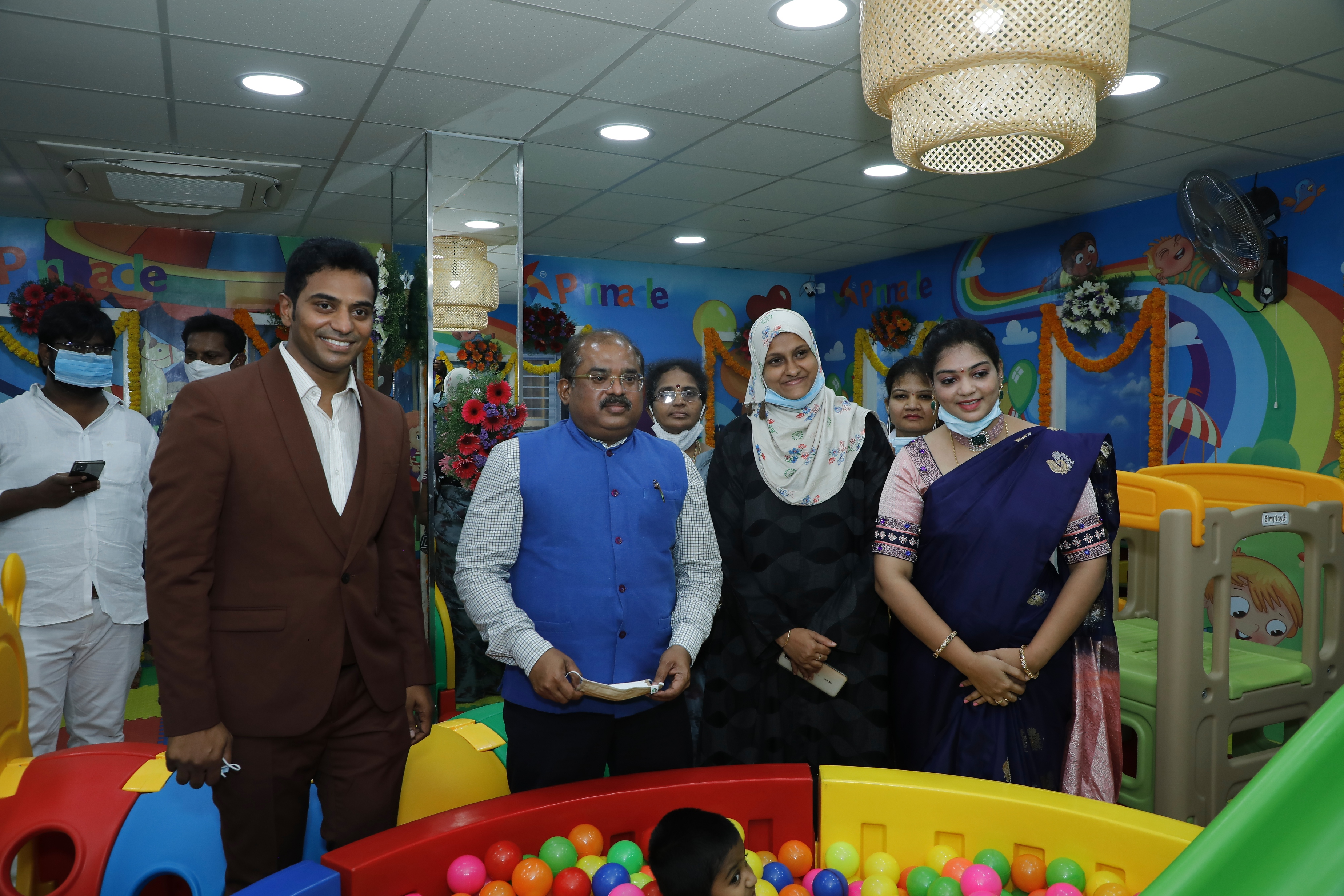 Pinnacle Bloom Network Launches First Autism Therapy Center in Andhra Pradesh