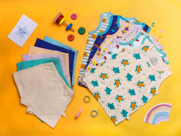 SuperBottoms launches Organic Comfortwear for babies