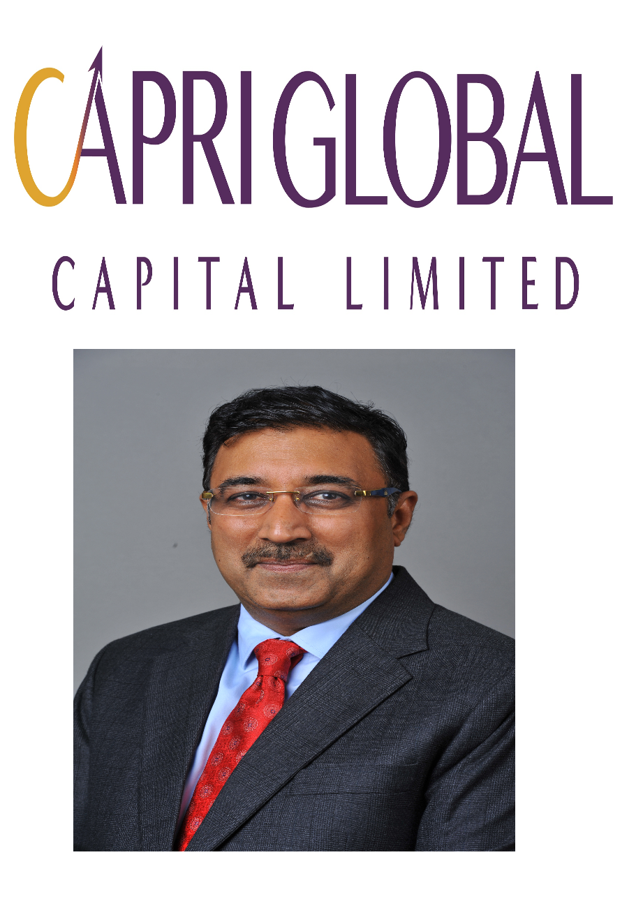 Capri Global Capital Ltd PAT rises 10% Y-O-Y to Rs 1.77 Bn