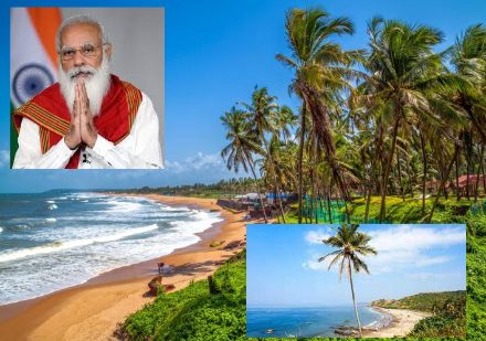 The Prime Minister congratulated the people of the state of Goa