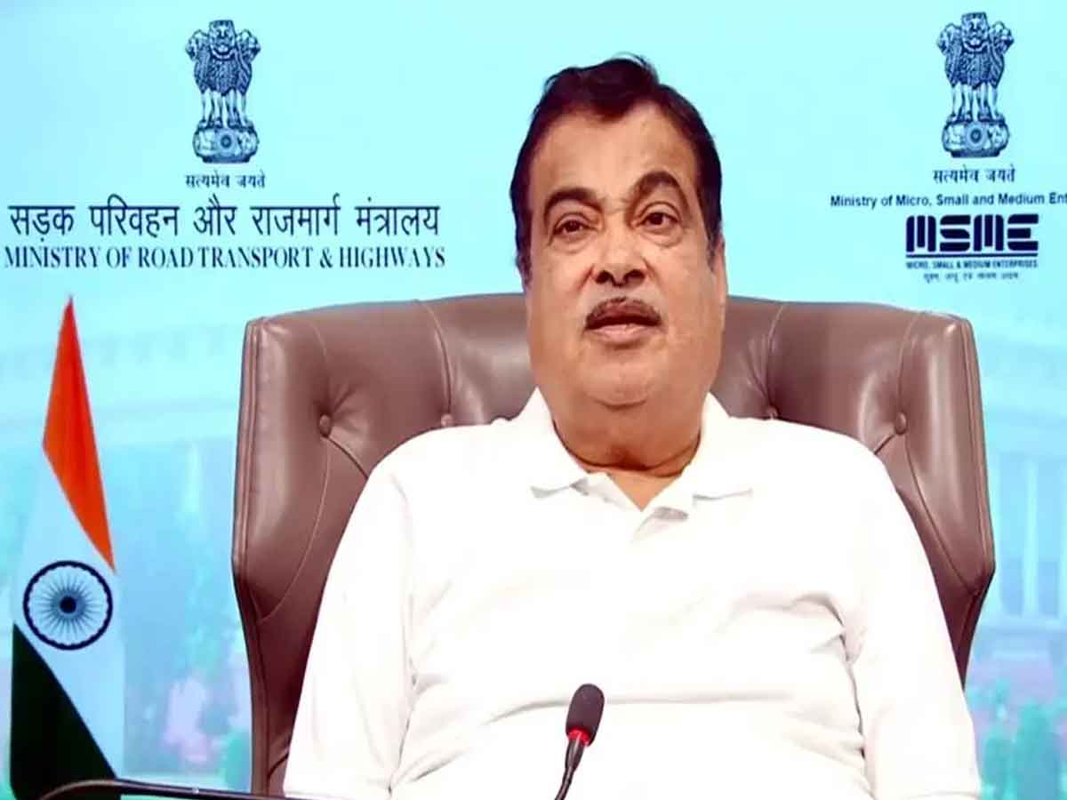 Nitin Gadkari says Manufacturing sector needs to be strengthened for employment generation