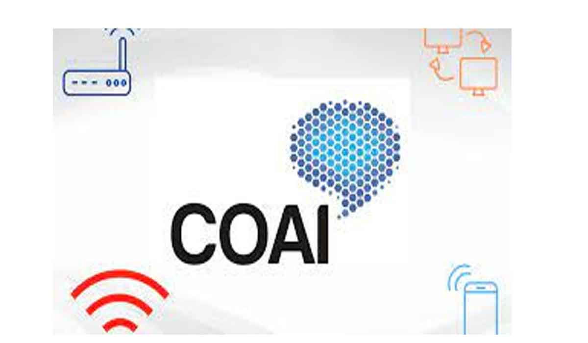 COAI announces its leadership for the year 2021-22 at AGM