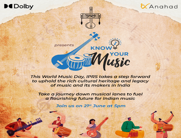 Commemorating World Music Day, IPRS launches #KNOWYOURMUSIC campaign