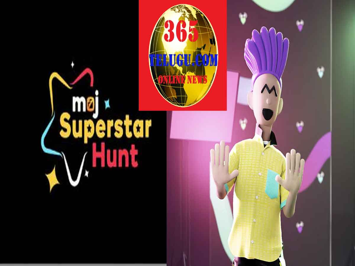 Moj celebrates its first anniversary with the launch of #MojSuperstarHunt