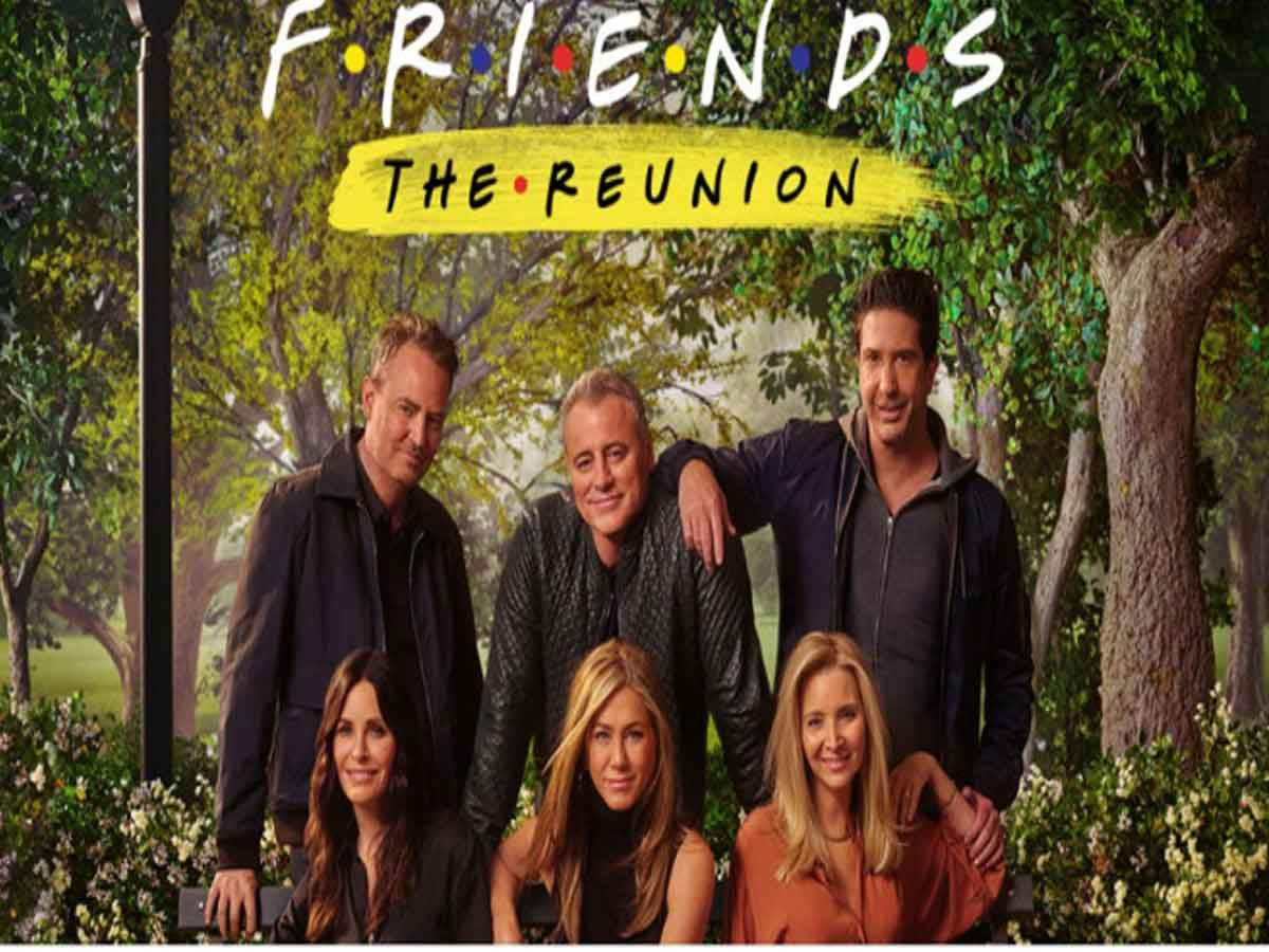 You Are Invited To The Biggest Friendship Day Party Ever As Zee Café, &flix and &PrivéHD Are Set To Premiere 'FRIENDS: The Reunion'