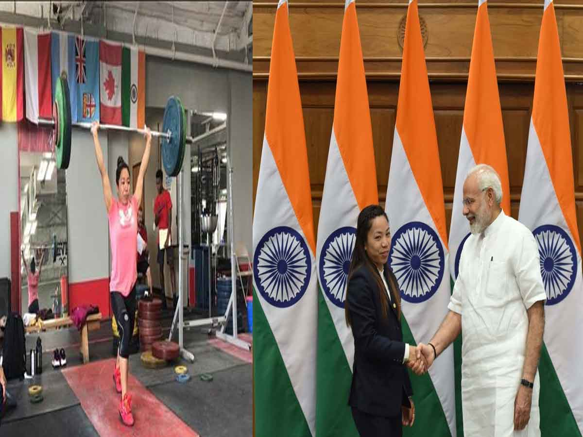 Weightlifter Mirabai Chanu bags silver medal in women's 49 Kg weightlifting event today, brings India it's first medal in Tokyo Olympics