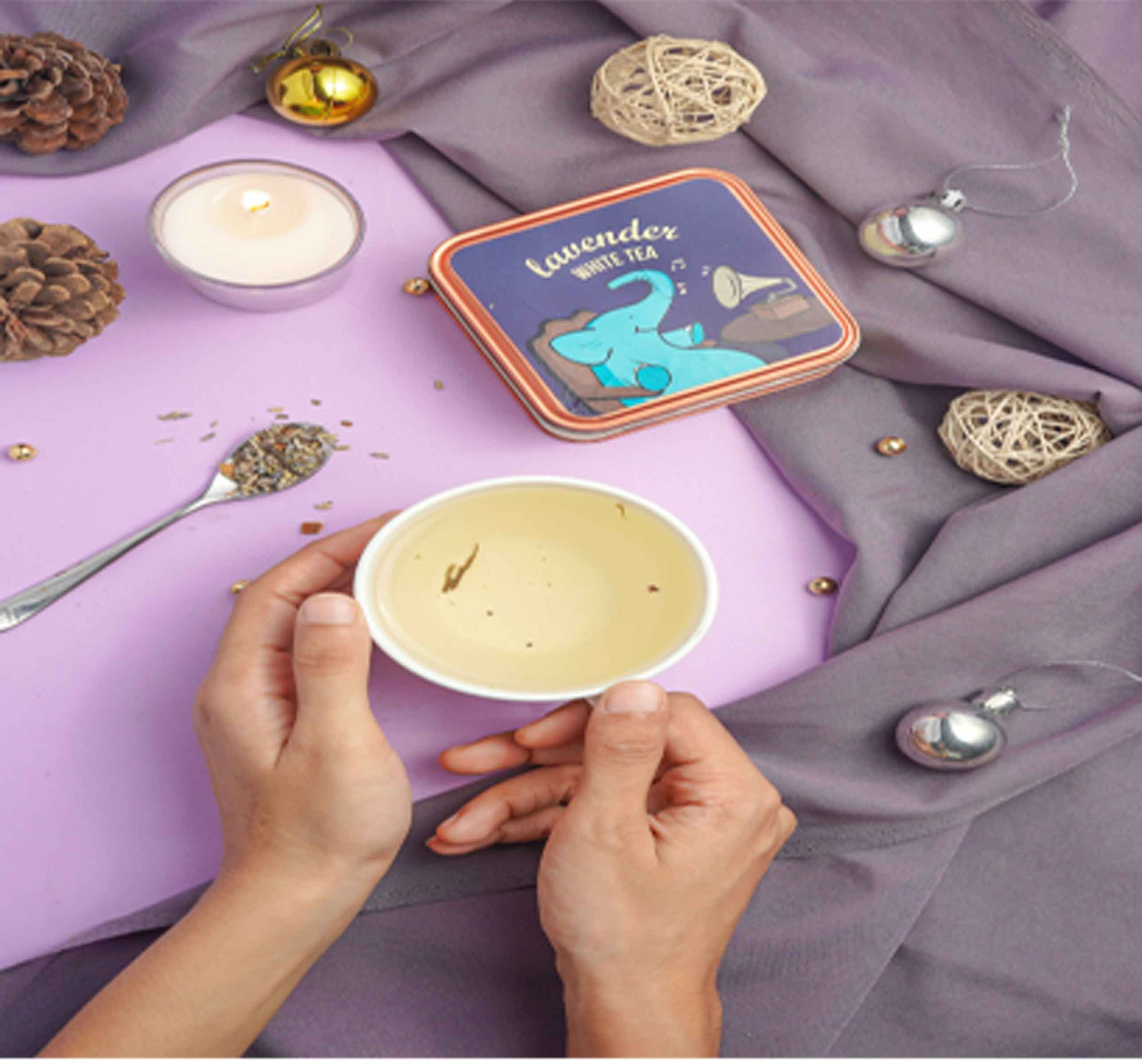 Tea Trunk founded by India's first certified Tea Sommelier launches a collection of teas specially curated to relieve stress and anxiety