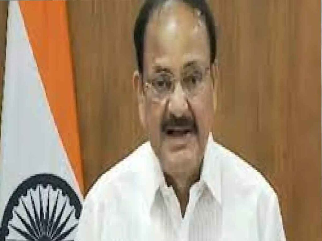 Vice President lauds 14 engineering colleges for offering courses in regional languages