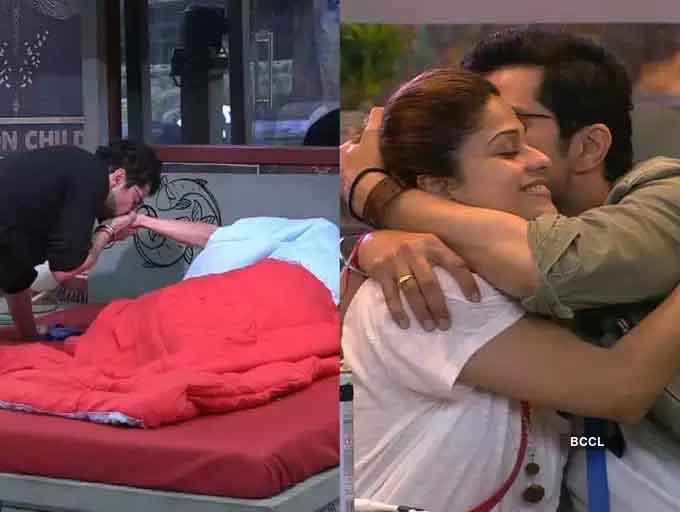 Bigg Boss OTT connection couple Raqesh Bapat and Shamita Shetty are getting closer..