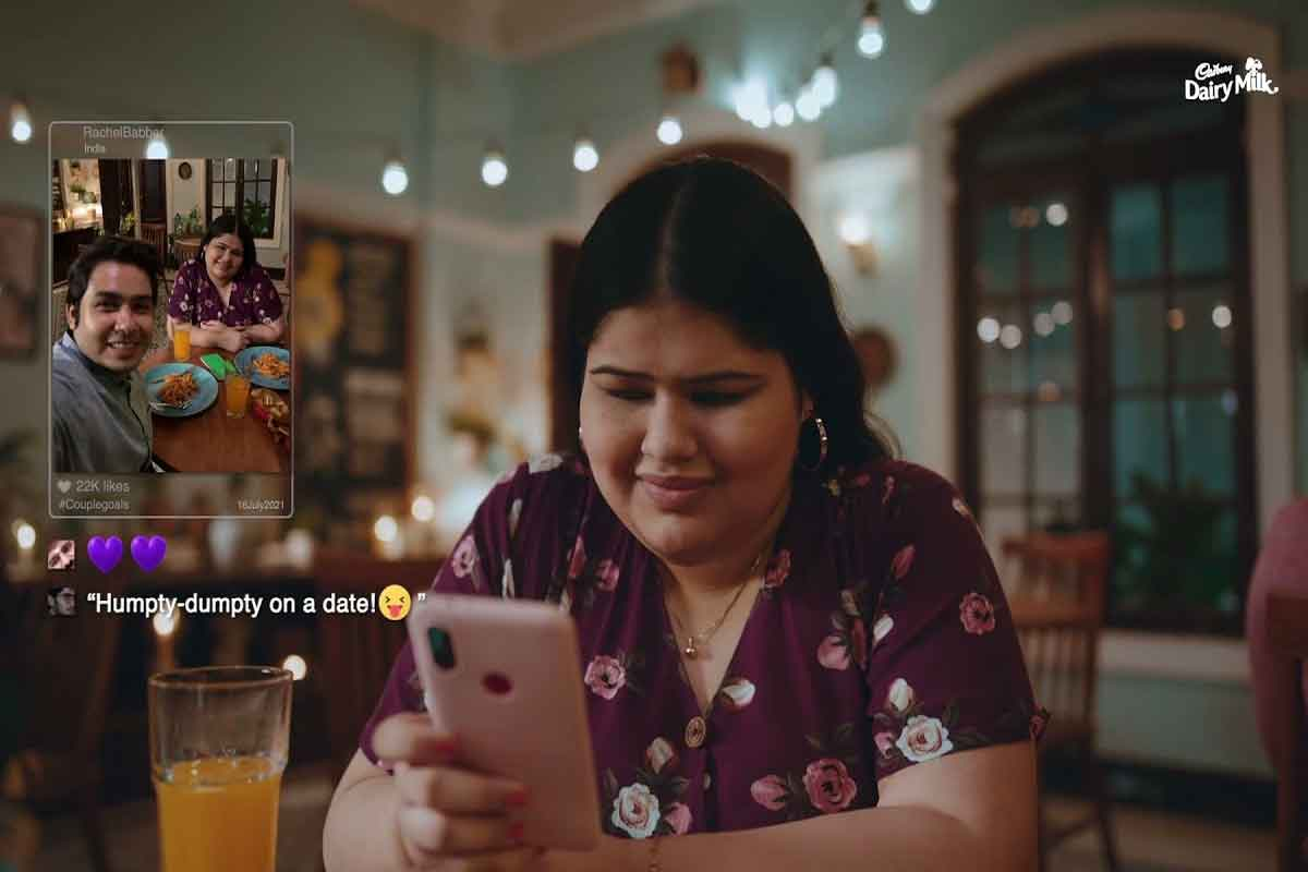 Cadbury Dairy Milk Urges Gen Z to Take A Stand Against Cyber Bullying, One 'Purple Heart' At A Time