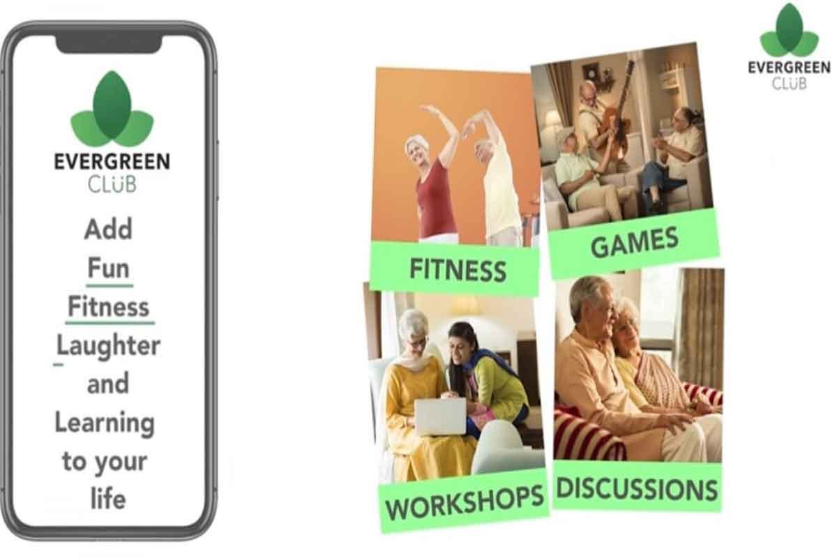 Evergreen Club Announces Evergreen Monsoon Gala for the Elderly..