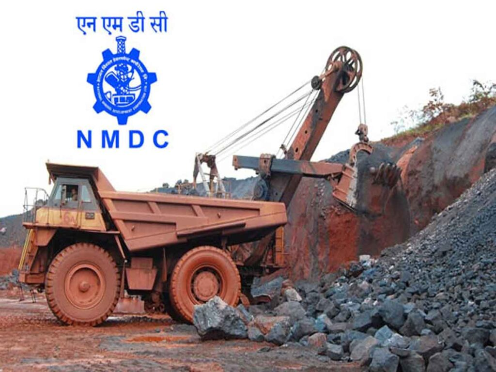 NMDC assists NINL to start iron ore mining in Odisha