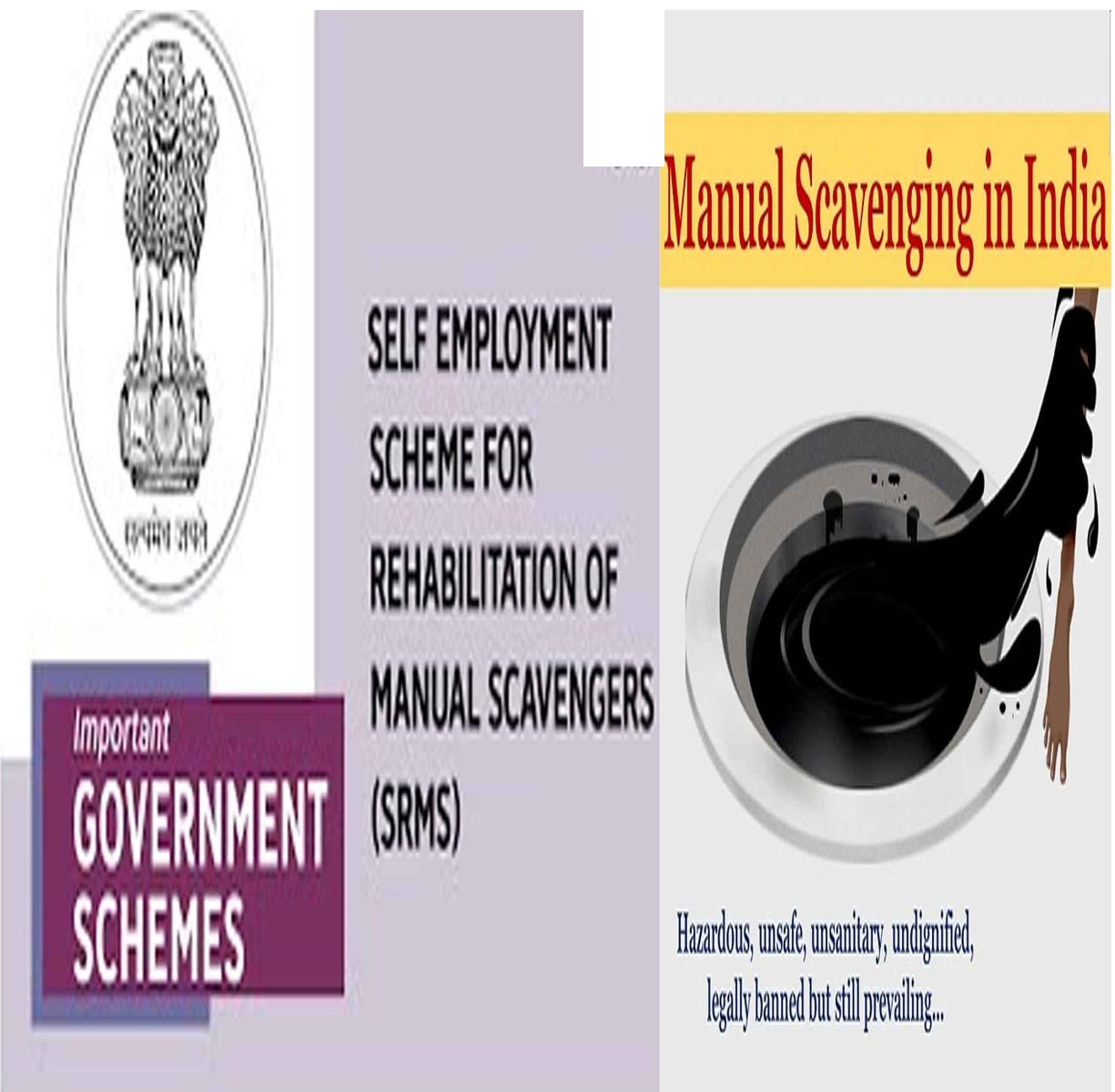 Scheme for Manual Scavengers