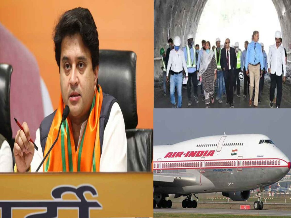 PMO shares article on democratisation of air travel in India by Union Minister Jyotiraditya M Scindia