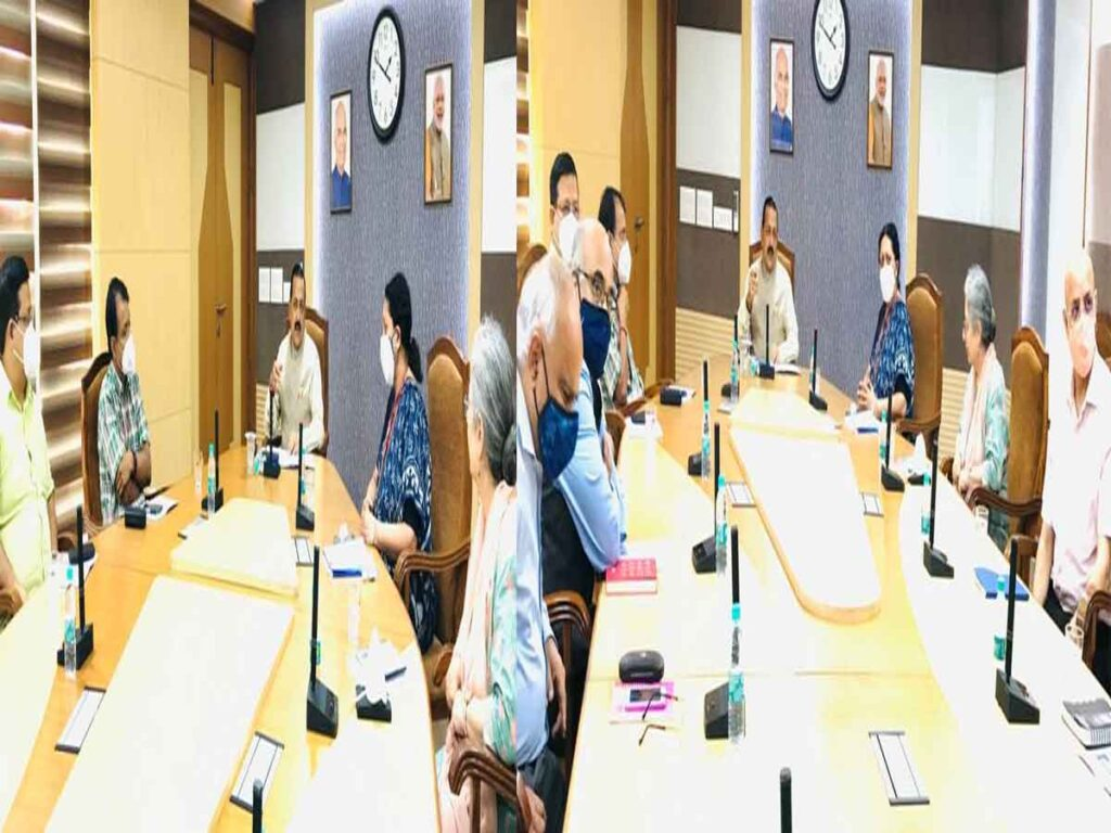 Government to offer Special Incentives to support 75 Start-ups in areas of Telemedicine, Artificial Intelligence and Digital Health to coincide with 'Azadi ka Amrit Mahotsav'
