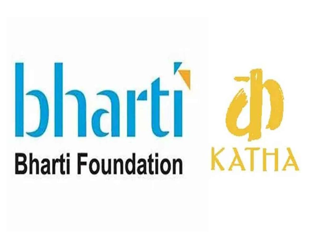 Bharti Foundation and KATHA India collaborate to support students from Satya Bharti Schools across 5 states through story based learning...