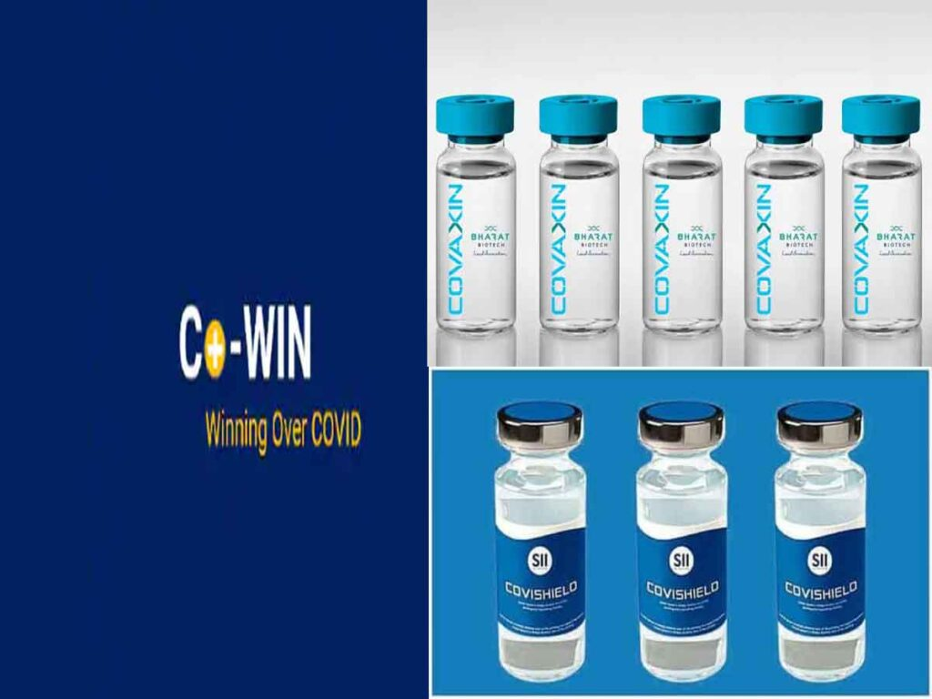 Digital Covid-19 Vaccination Certificates provided to Clinical Trial Participants of COVISHIELD and COVAXIN through Co-WIN