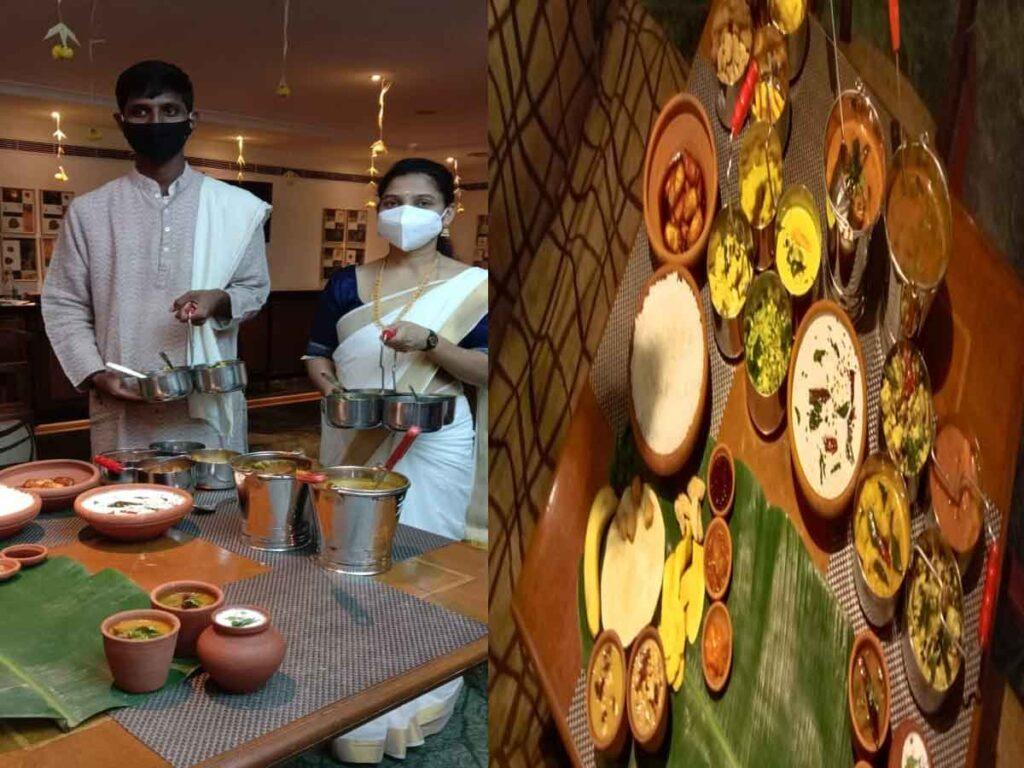 Hotel Aditya Park, Ameerpet is organizing Kerala Food Festival..
