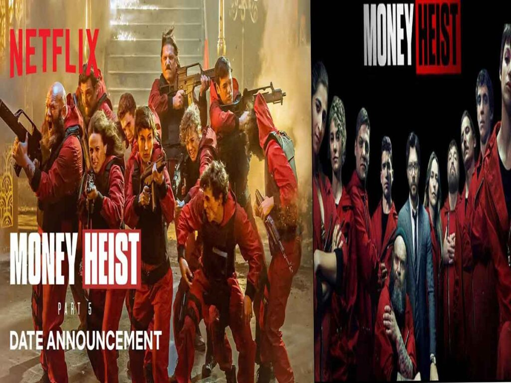 Netflix celebrates Money Heist's last season with an India anthem composed by Nucleya, and featuring super fans