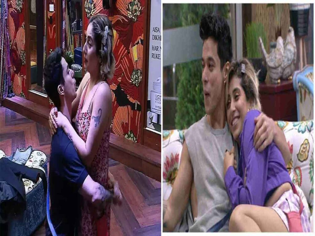 """Bigg Boss OTT: """"You don't have love, you just have lust"""", Pratik Sehjpal to Neha Bhasin"""