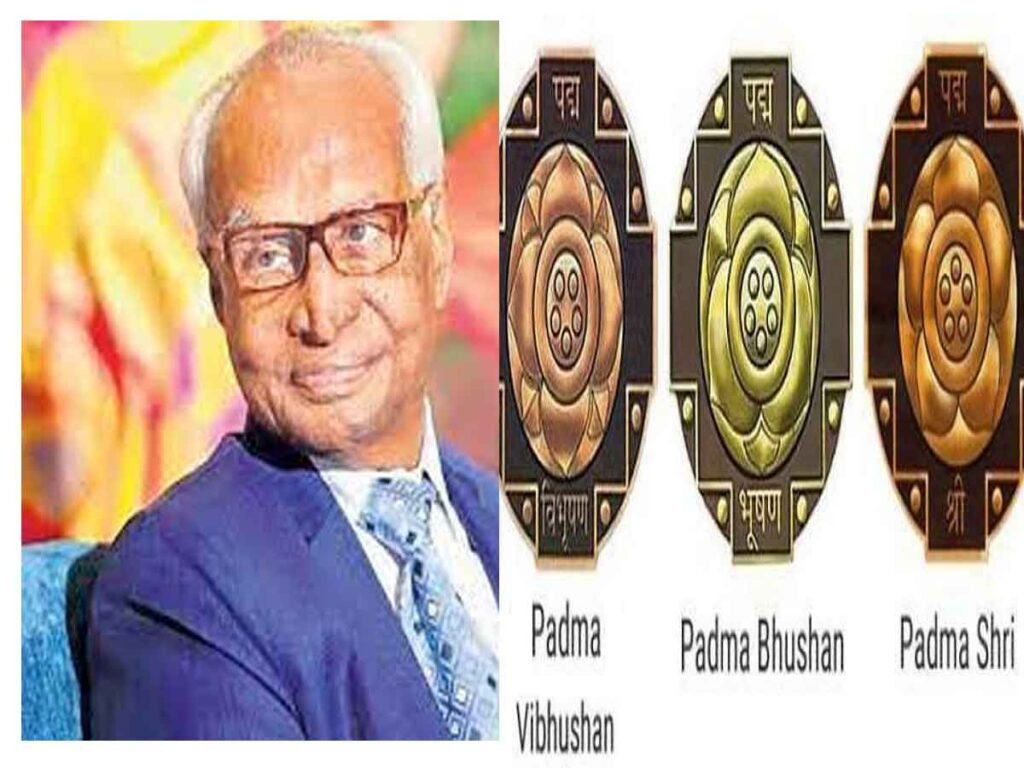 Request to the Central Government for the nomination of Udumula Gregory Reddy for the prestigious 'Padma' Awards.