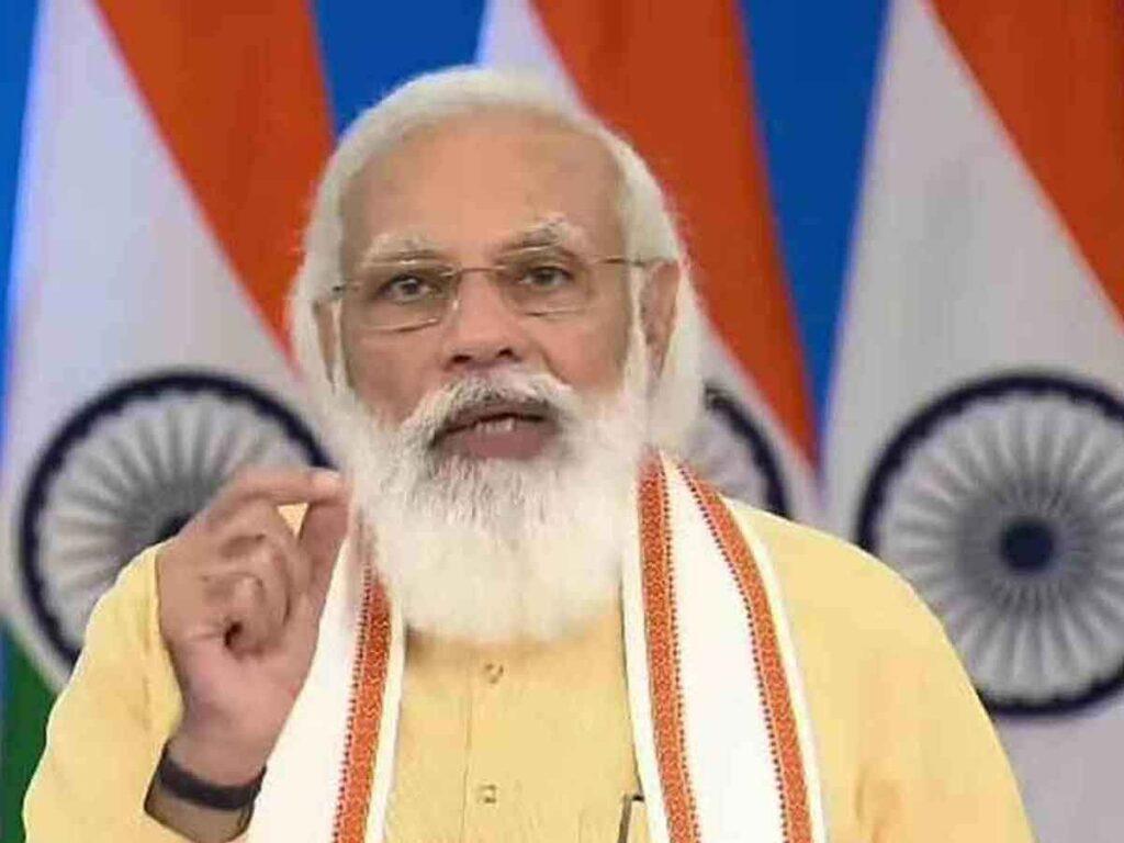 PM greets people on Janmashtami..