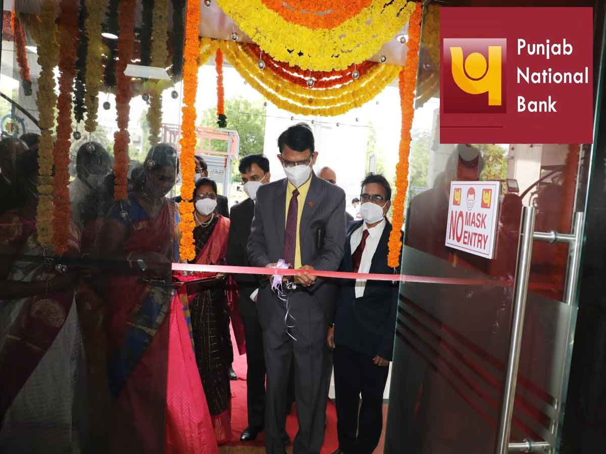 PNB@Ease outlet launched in Hyderabad